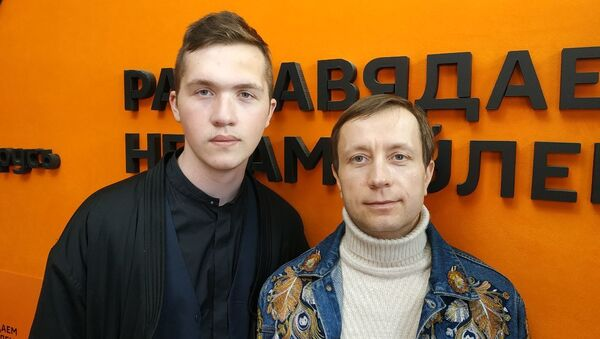 Откровения сыновей Леонида Борткевича: каким отцом был солист Песняров  - Sputnik Беларусь