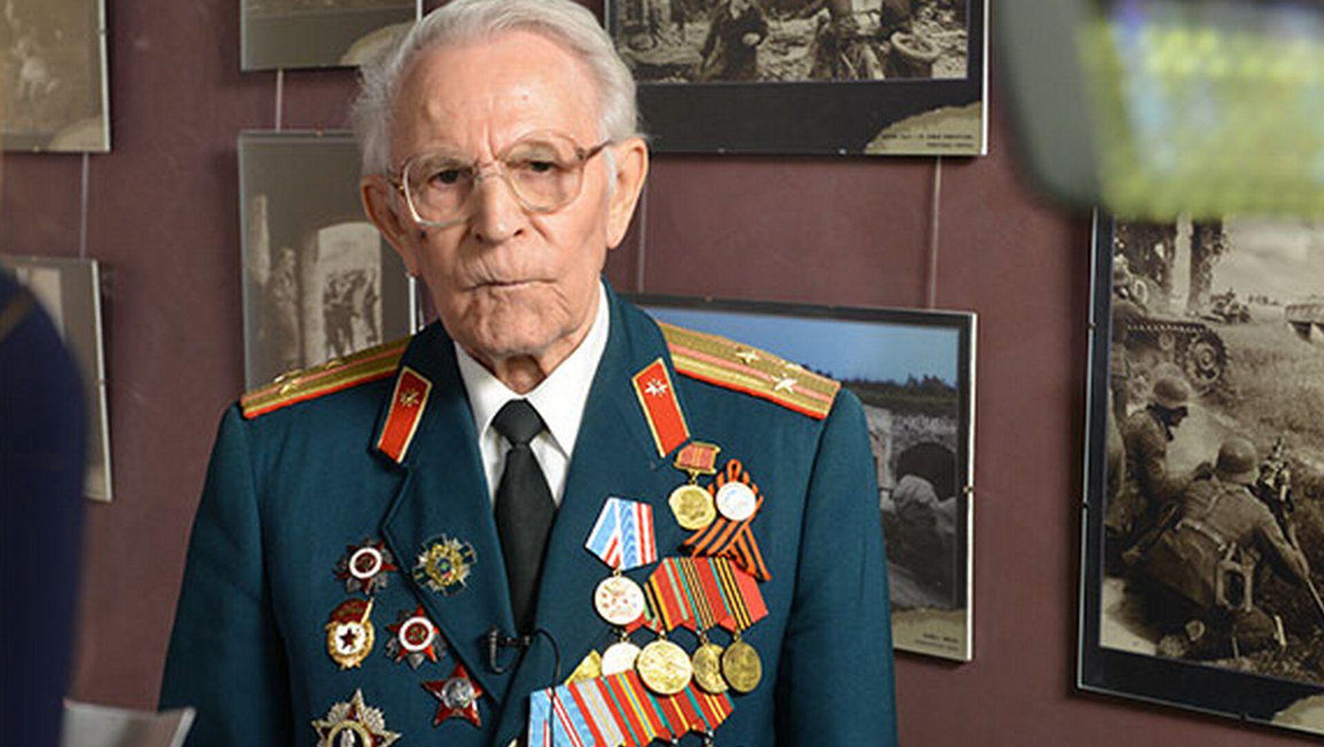 Пётр Кацельнікаў - Sputnik Беларусь, 1920, 21.04.2021