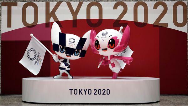 Талисманы Олимпийских игр в Токио - Sputnik Беларусь