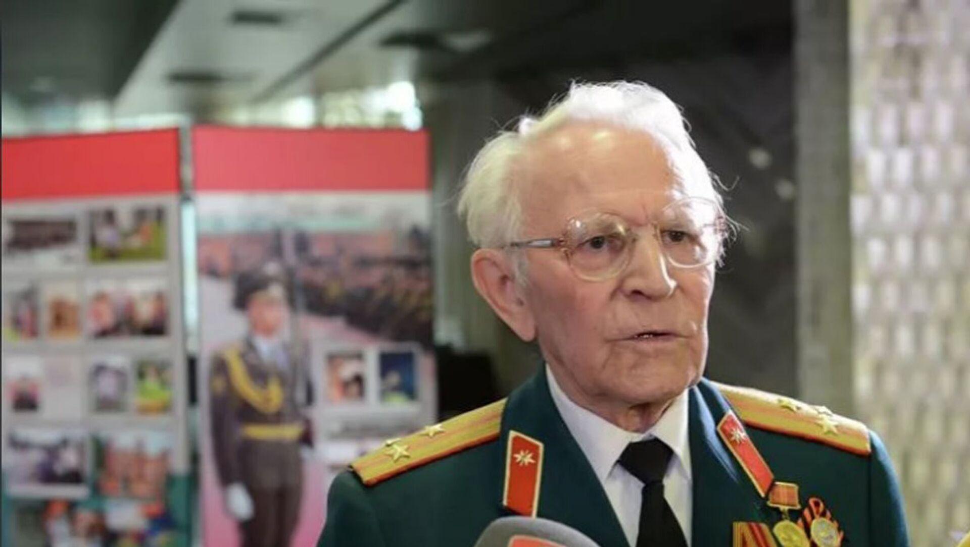 Умер последний защитник Брестской крепости - Sputnik Беларусь, 1920, 21.04.2021