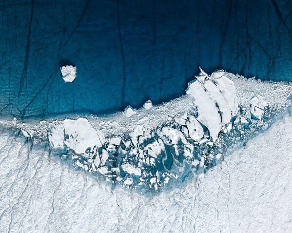 Повышение уровня мирового океана станет одной из основных экологических проблем века. Один только ледяной щит Гренландии содержит достаточно воды, чтобы поднять уровень мирового океана более чем на 7 метров.  - Sputnik Беларусь