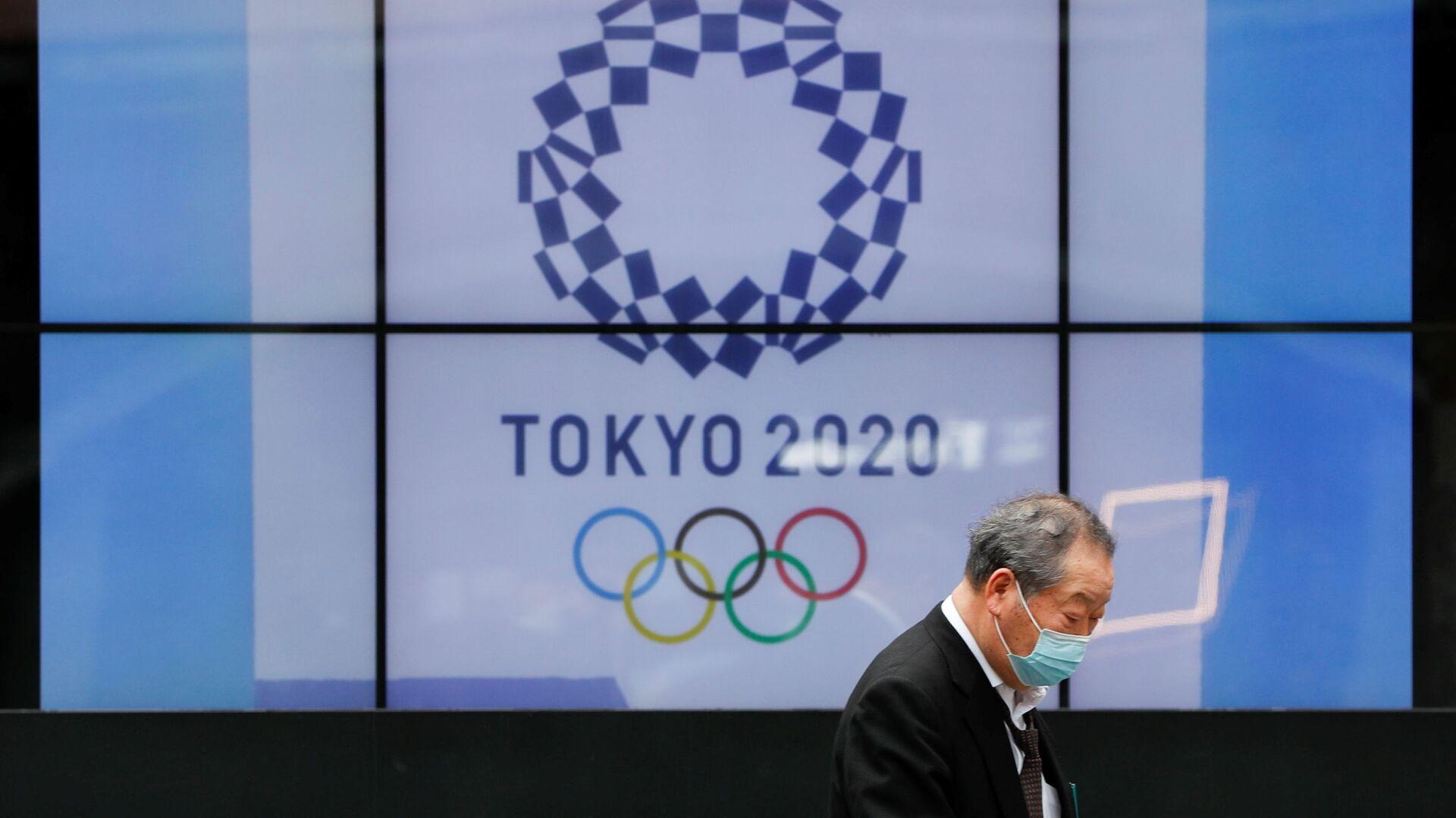 Олимпийские игры в Токио - Sputnik Беларусь, 1920, 22.04.2021