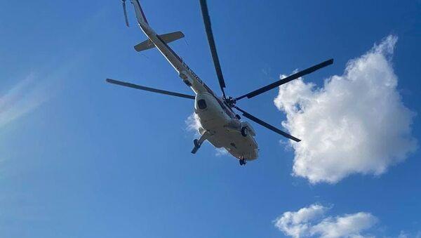 Президентский вертолет - Sputnik Беларусь