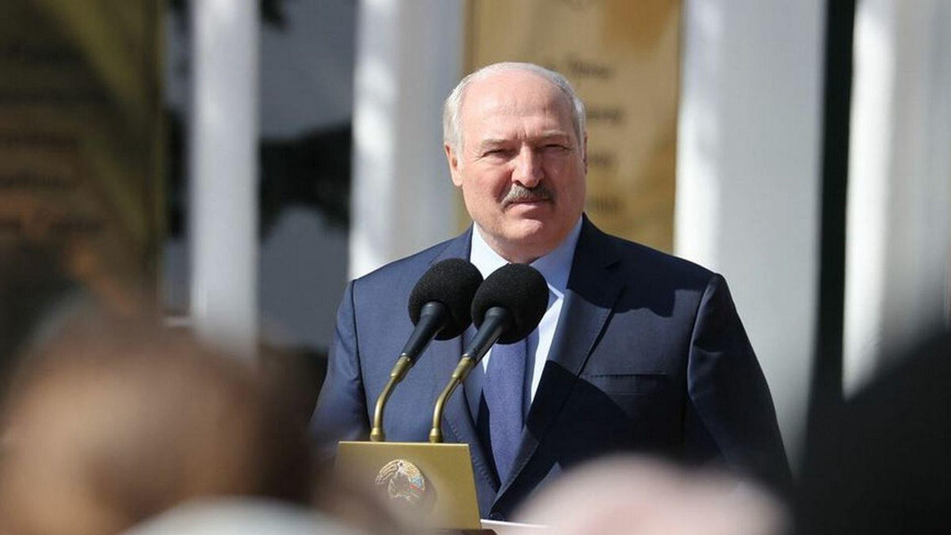 Аляксандр Лукашэнка - Sputnik Беларусь, 1920, 27.08.2021