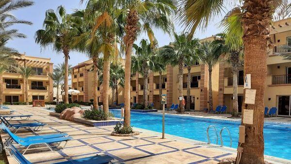 Отель в Шарм-эль-Шейхе, Египет - Sputnik Беларусь