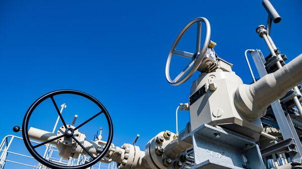 Строительство газопровода Северный поток - 2 в Германии - Sputnik Беларусь