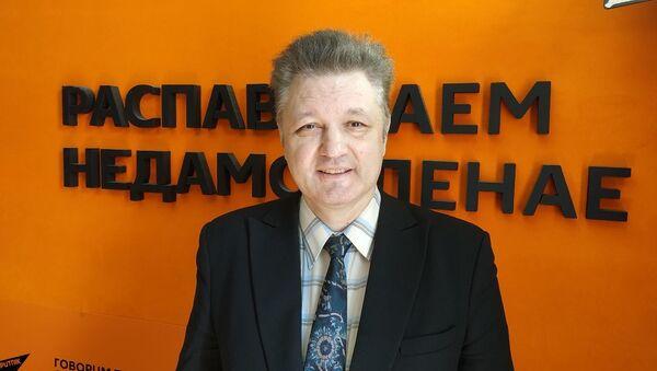 Елфимов: в Чистый четверг об информационной грязи - Sputnik Беларусь