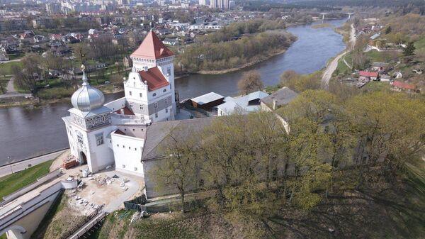 Старый замок в Гродно - Sputnik Беларусь