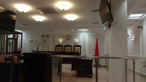 Рассмотрение в Верховном суде дела об убийстве бизнесмена - Sputnik Беларусь