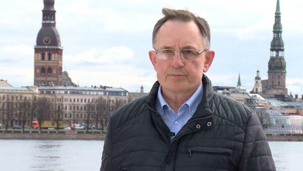 Журналисты в Латвии записали обращение к генсеку ООН - видео - Sputnik Беларусь