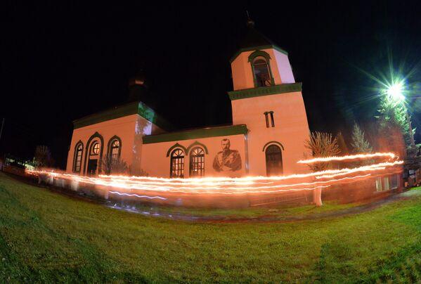 Крестный ход в церкви Святого Николая Чудотворца - Sputnik Беларусь