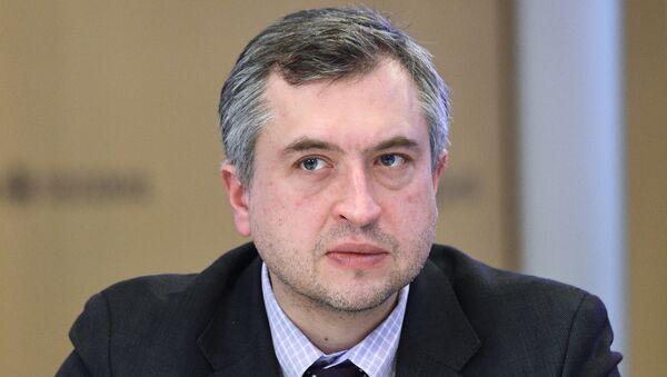 Зампостпреда России при ОБСЕ Максим Буякевич - Sputnik Беларусь
