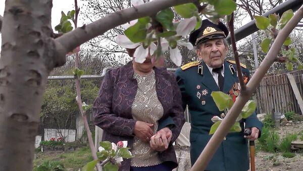У Крыму 95-гадовы ветэран ВАВ перамог каронавирус - відэа - Sputnik Беларусь