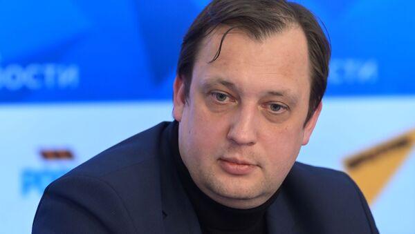 Директор научно-исследовательского фонда Цифровая история Егор Яковлев  - Sputnik Беларусь
