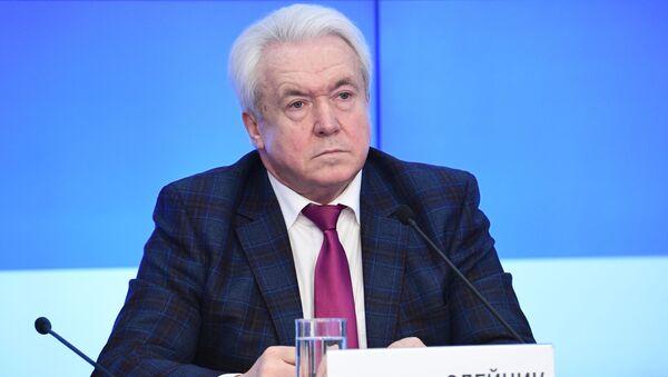 Депутат Верховной Рады Украины 5-7 созывов, украинский политик Владимир Олейник  - Sputnik Беларусь