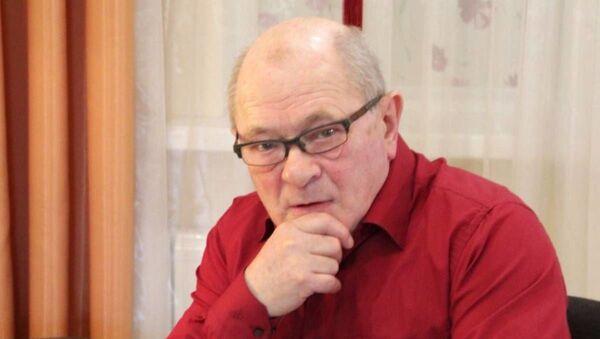 Эксперт российского Агентства нефтегазовой информации, кандидат технических наук Александр Хуршудов - Sputnik Беларусь