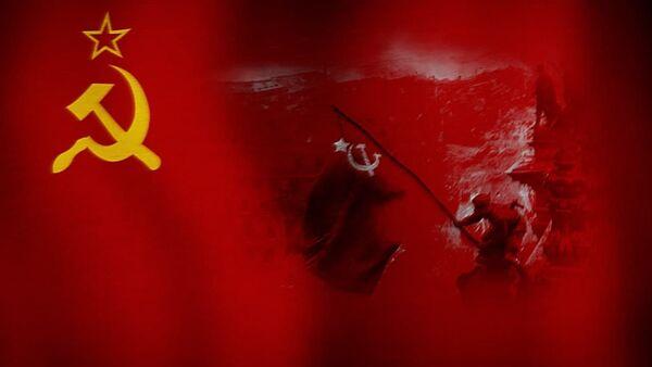 Знамя Победы над Рейхстагом: VR-реконструкция - Sputnik Беларусь