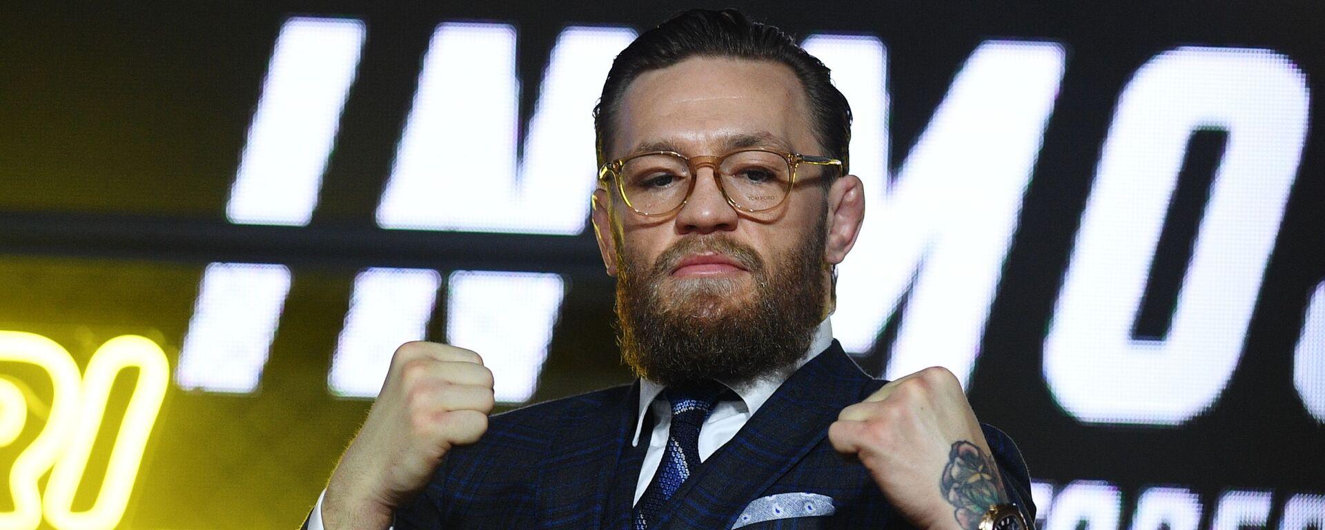 Боец UFC Конор Макгрегор - Sputnik Беларусь, 1920, 06.05.2021