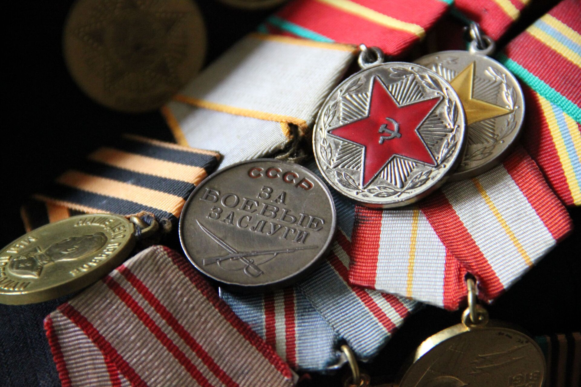 Самая значимая медаль  – За боевые заслуги - Sputnik Беларусь, 1920, 29.06.2021
