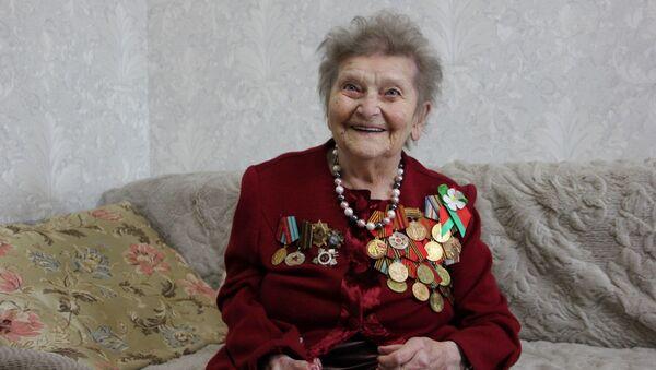 Лізавета Санько  - Sputnik Беларусь
