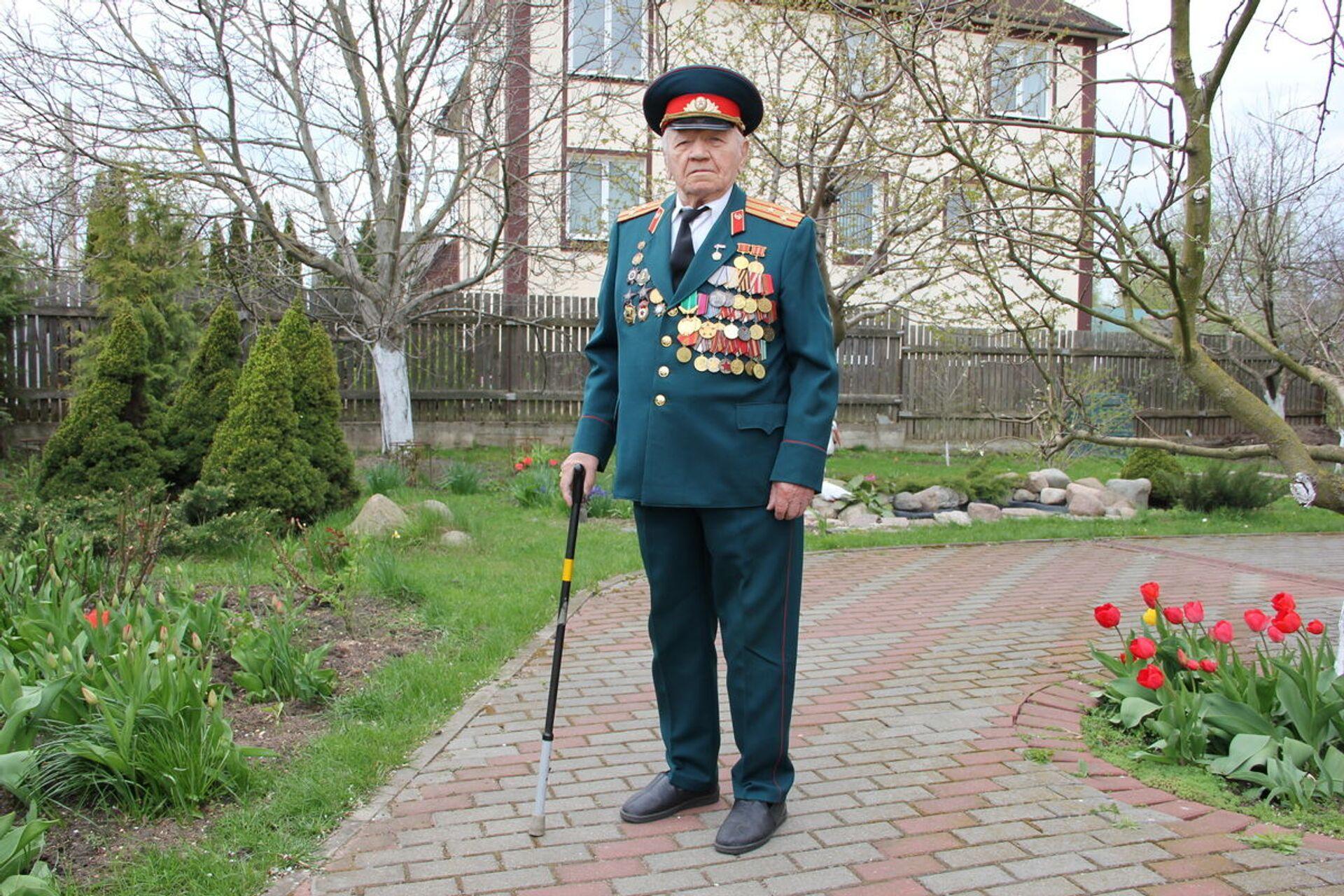 Виктор Шейко - Sputnik Беларусь, 1920, 29.06.2021