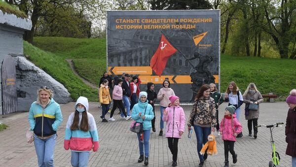 Sputnik запустил спецпроекты по случаю Дня Победы - Sputnik Беларусь