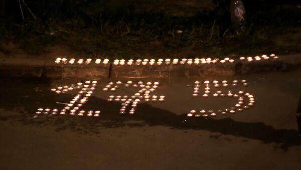 Стрельба в гимназии Казани глазами школьников – видео - Sputnik Беларусь