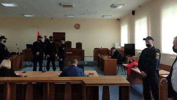 Суд над Віктарам Бабарыка - Sputnik Беларусь