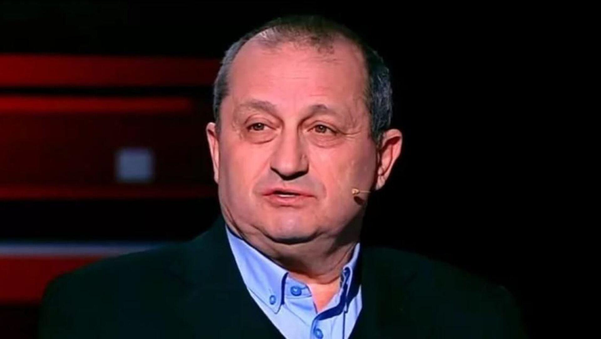 Израильский политолог Яков Кедми - Sputnik Беларусь, 1920, 01.06.2021