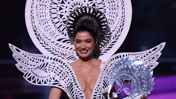 Мисс Вселенная 2021 - Показ национального костюма - Sputnik Беларусь