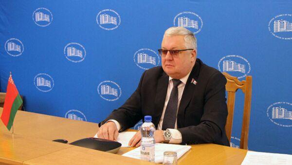 Депутат палаты представителей Игорь Лавриненко, архивное фото - Sputnik Беларусь
