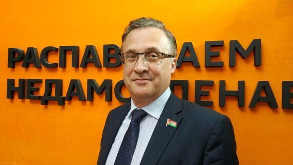Савиных: как под маркой демократии вводится внешнее управление - Sputnik Беларусь