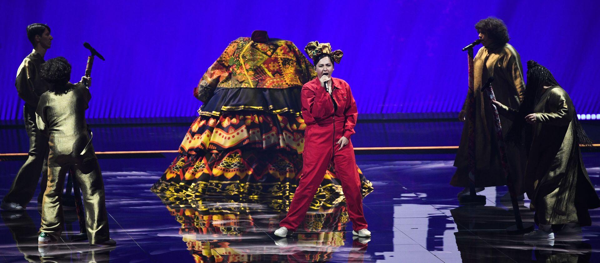 Репетиция первого полуфинала конкурса Евровидение-2021 - Sputnik Беларусь, 1920, 19.05.2021