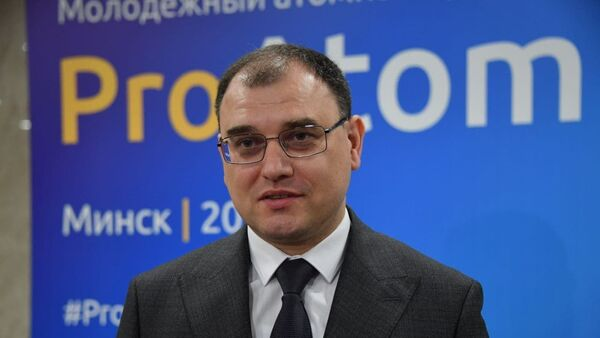 Міністр энергетыкі РБ Уладзімір Каранкевіч - Sputnik Беларусь