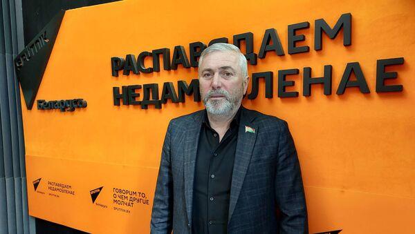 Депутат Палаты представителей Тенгиз Думбадзе - Sputnik Беларусь