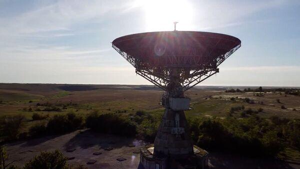 Звышсакрэтны цэнтр касмічнай сувязі: пусты і закінуты – відэа - Sputnik Беларусь