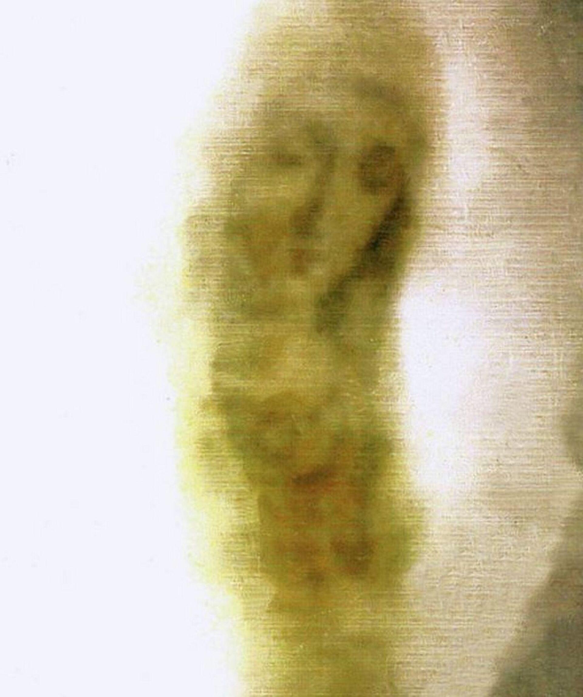 Обратная сторона иконы, на которой просматривается Нерукотворный Образ Божией Матери - Sputnik Беларусь, 1920, 29.06.2021