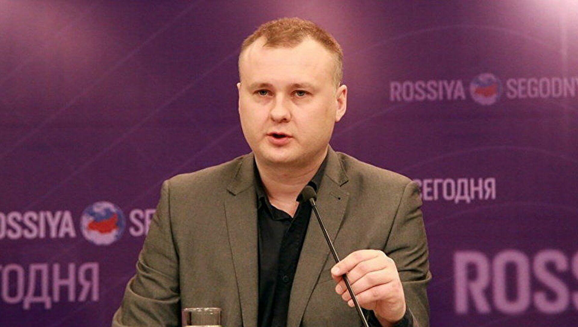 Политический эксперт Владимир Киреев - Sputnik Беларусь, 1920, 25.05.2021
