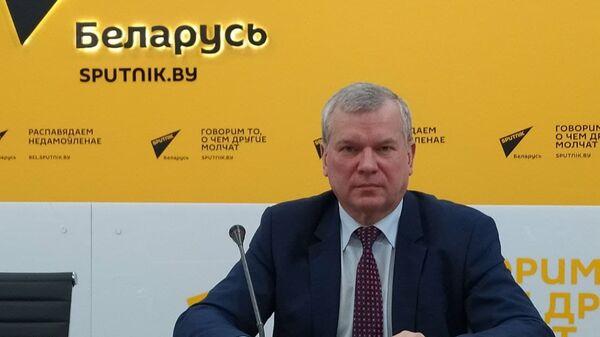 Торговый представитель Российской Федерации в Республике Беларусь Юрий Золотарев - Sputnik Беларусь