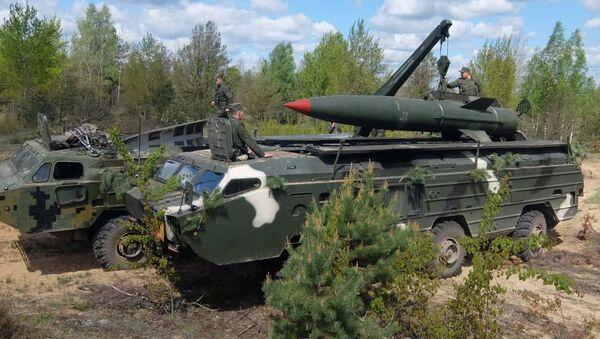 Учения белорусских ракетчиков - Sputnik Беларусь