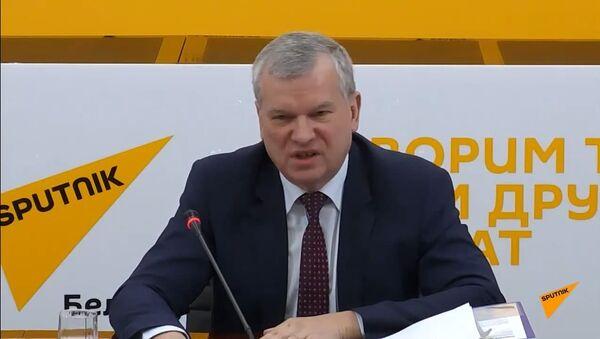 Беларусь и Россия нацелены создавать совместные предприятия – видео - Sputnik Беларусь