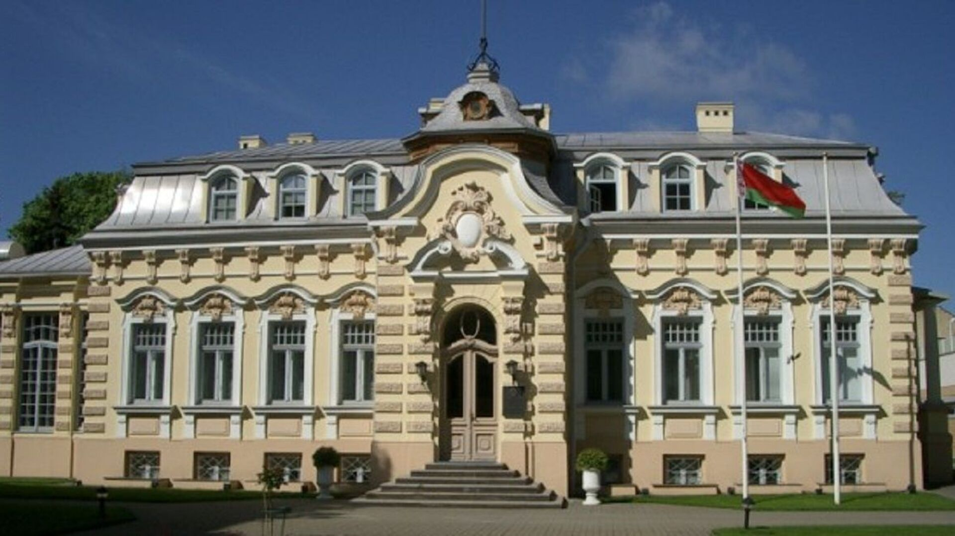 Посольство Беларуси в Литве  - Sputnik Беларусь, 1920, 27.05.2021