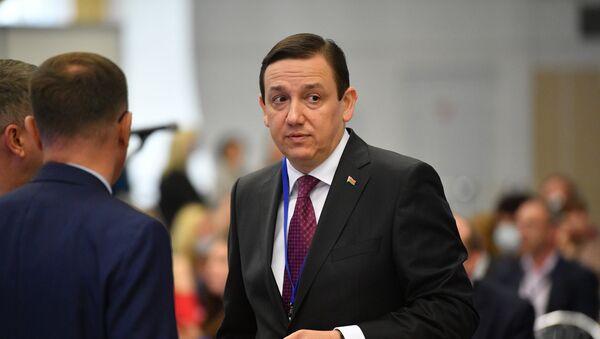 Министр информации Владимир Перцов - Sputnik Беларусь