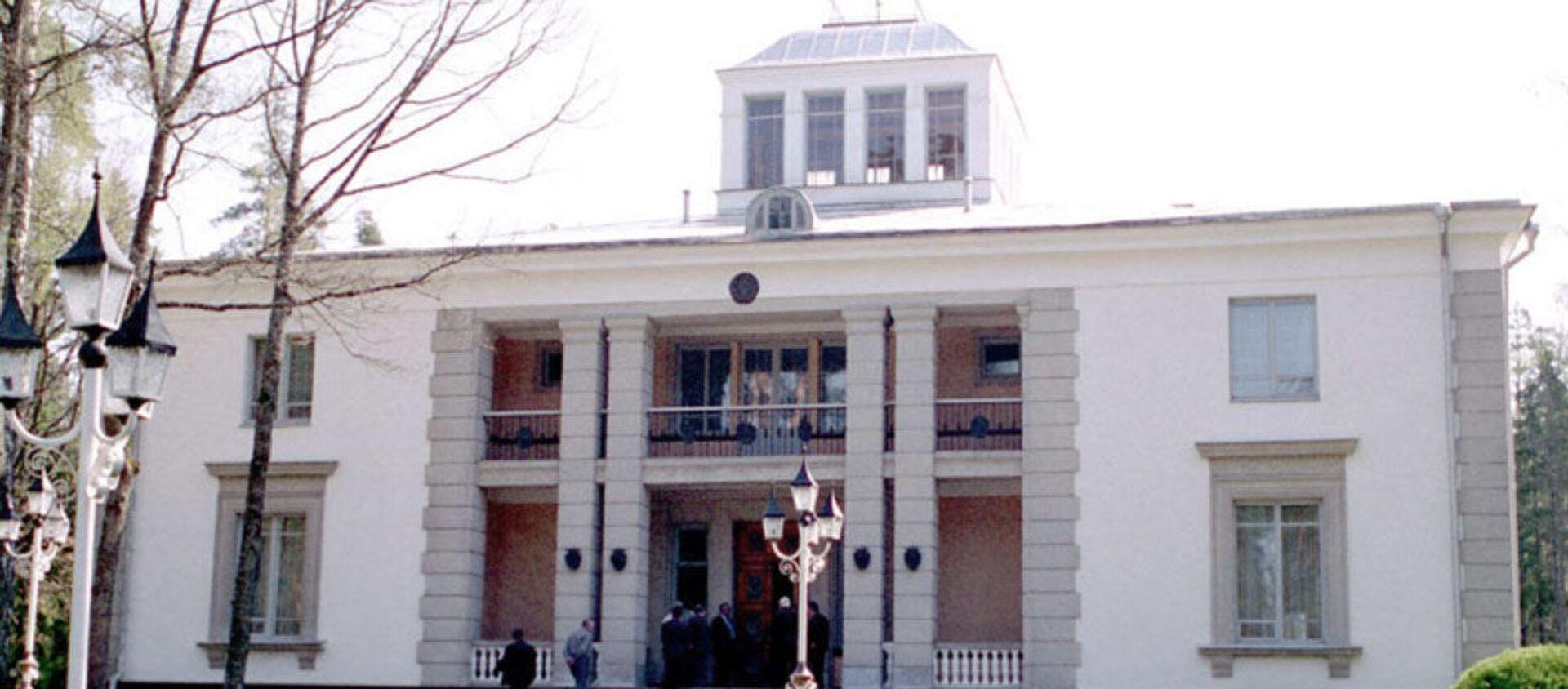 Резиденция Вискули Беловежская пуща - Sputnik Беларусь, 1920, 28.05.2021