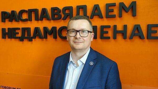Воскресенский: ряд поправок в Конституцию станут революционными - Sputnik Беларусь