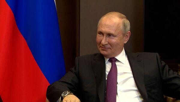 Путин предложил Лукашенко искупаться в море - Sputnik Беларусь