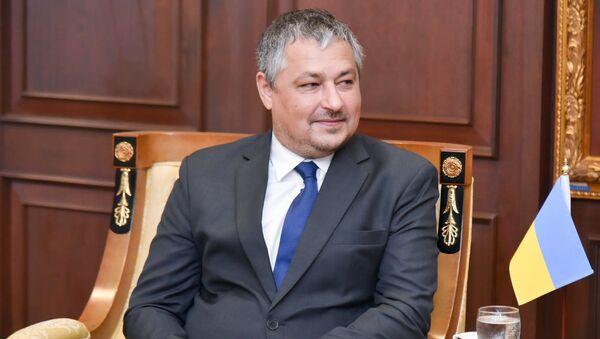 Посол Украины в Королевстве Таиланд Андрей Бешта - Sputnik Беларусь