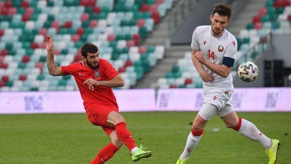 Футбольный матч Беларусь - Азербайджан - Sputnik Беларусь
