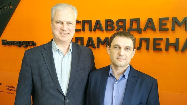 Иванов ― Шапко: Беларусь под давлением Запада ― чем отвечать на гадости - Sputnik Беларусь