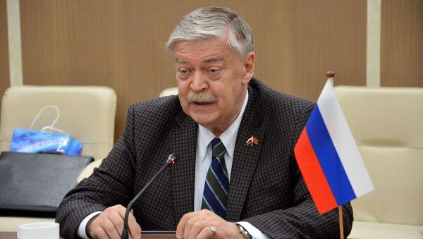 Посол России в Беларуси Евгений Лукьянов - Sputnik Беларусь